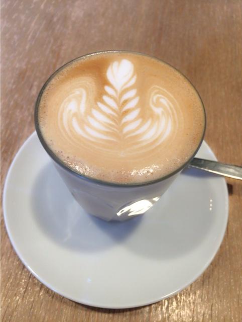 billsカフェオレ
