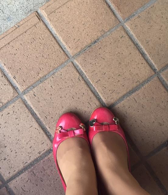 アナスイの靴