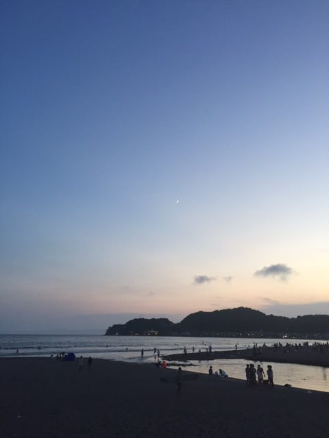 鎌倉七里ガ浜