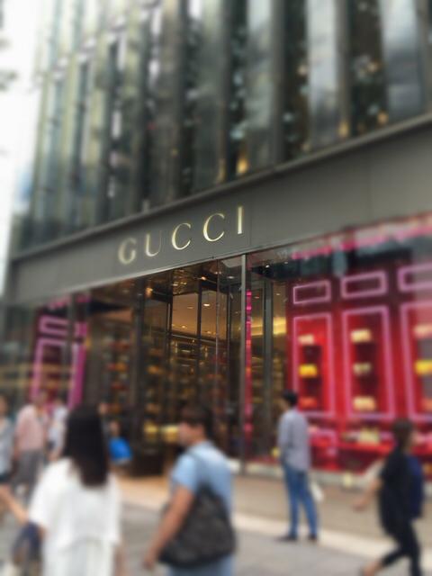 銀座Gucci